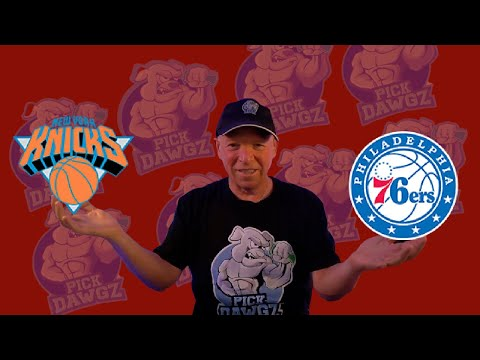 New York Knicks vs Philadelphia 76ers 3/21/21 Free NBA Pick and Prediction NBA Betting Tips