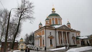 Хотьково: Покровский монастырь / Russia: Intercession convent in Khotkovo(Покровский женский монастырь в городе Хотьково Московской области/ Intercession convent in Khotkovo town, Moscow region (known from..., 2016-03-26T11:35:08.000Z)