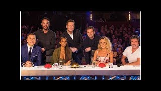When does Britain's Got Talent 2018 start? Who's presenting? What time?