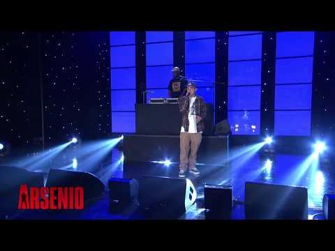 Mac Miller - Arsenio Hall Performance