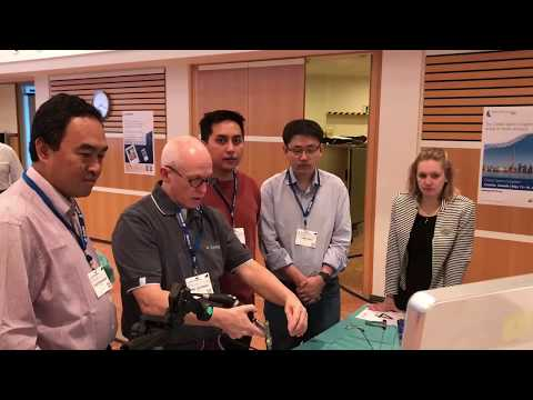 Endoscopy - Minimally Invasive Spine Surgery (MISS) At AOSpine Davos Courses
