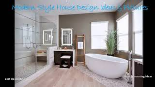 Gambar cover Bathroom tiles design pictures | The Best Small & Functional Modern Bathroom Design Picture