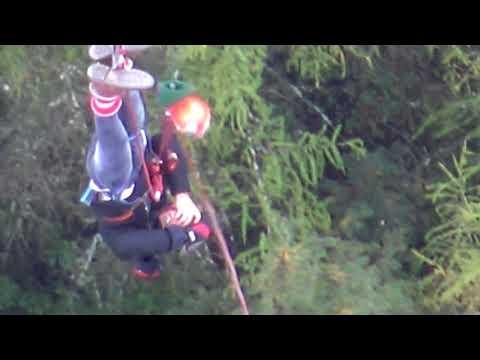 bungee jump europa bridge austria 01.10.17 last day of nice trip