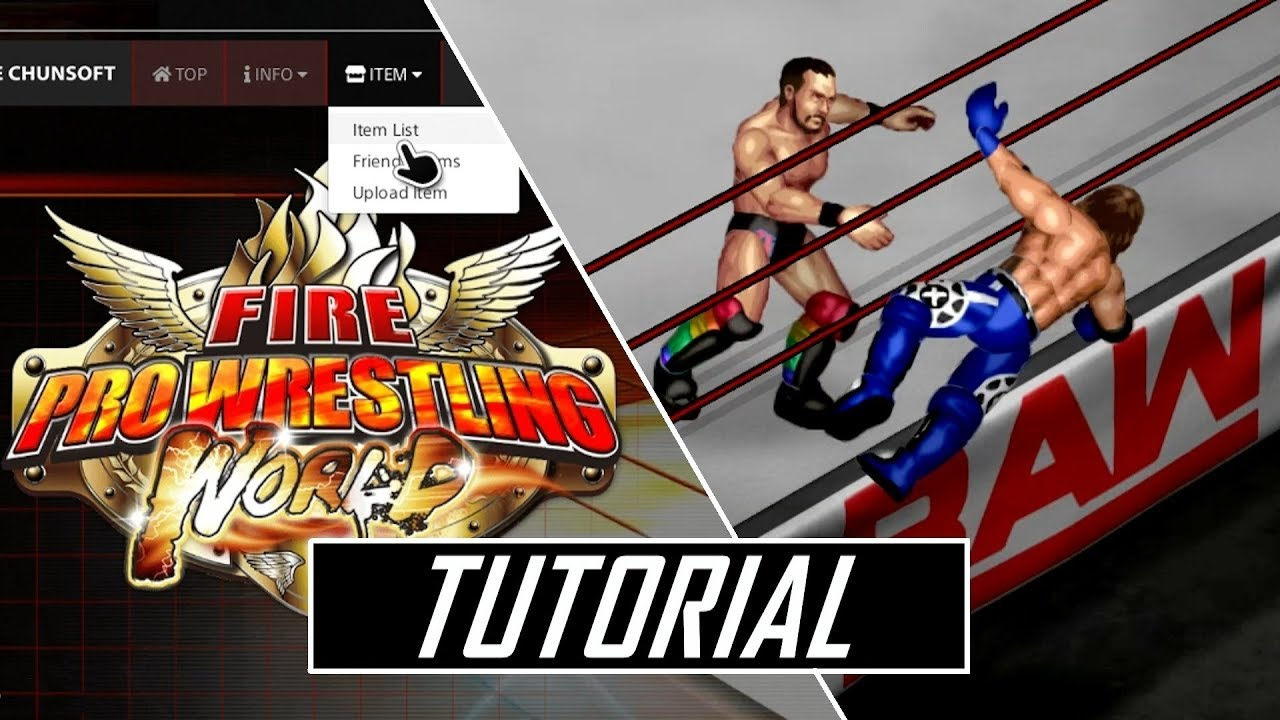 FPWW PS4 Tutorial - How To Download & Use WWE Wrestlers, Arenas & Referees!  (PlayStation 4)
