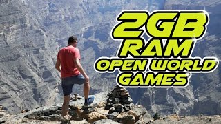 Top 10 Best Open World Games For Low End PC 2017 (2GB Ram PCs) (old pc, old laptop)