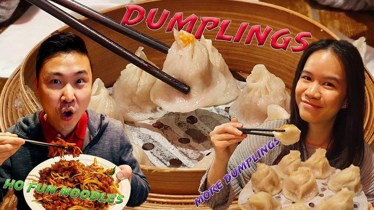 Chinese Soup Dumplings at Beijing Dumpling London Chinatown| London Yum Yum Adventure