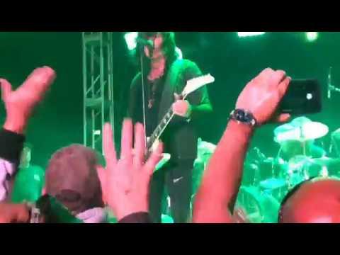 Tom Keifer of CINDERELLA at Gas Monkey Dallas 04/20/18