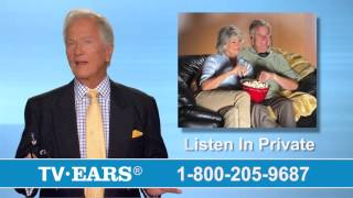 TV Ears Pat Boone New Commercial