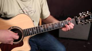 "How to Play ""The Gambler"" by Kenny Rogers - Super Easy Beginner Songs For Acoustic Guitar"