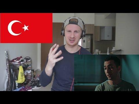 Söz   Klip - Dağlar Kışımış // TURKISH MUSIC REACTION
