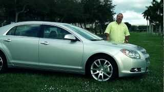 Chevrolet Malibu LTZ Review by Voxel Group - Garage TV