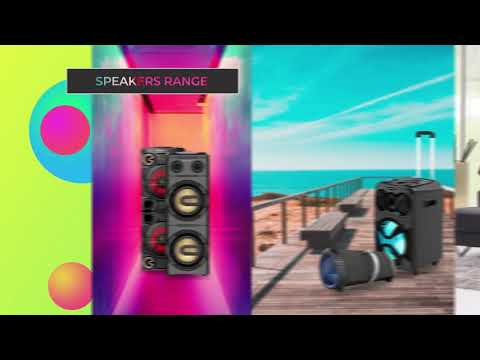 Sansui MusicBlast 2 | Party Ready Speaker With Wireless MIC