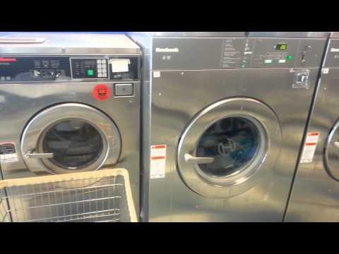 Huebsch Coin Laundry Equipment Vs. Speedqueen