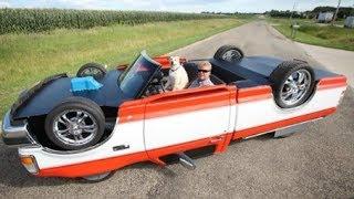 10 carros mais incomuns do mundo!