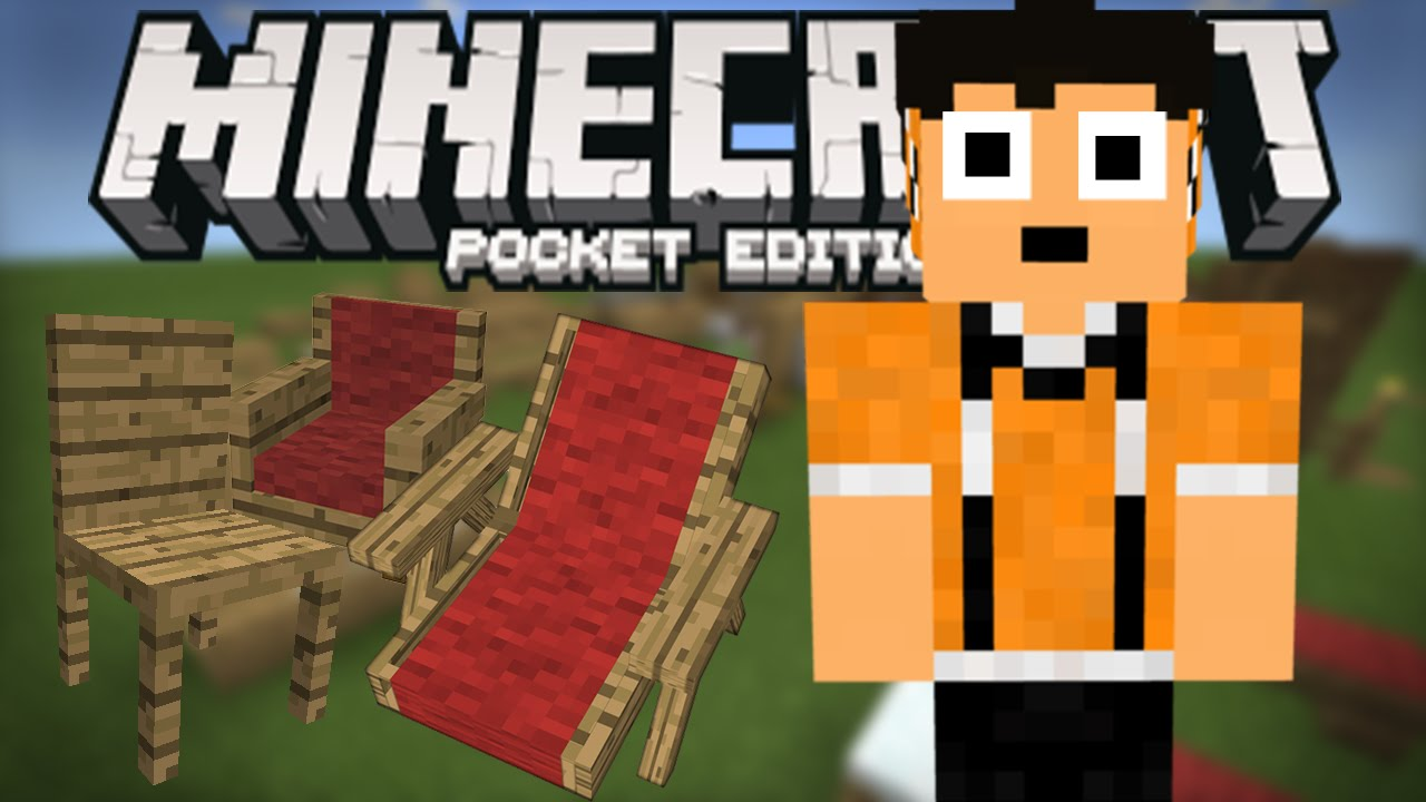 38 mcpe furniture ideas minecraft pocket edition