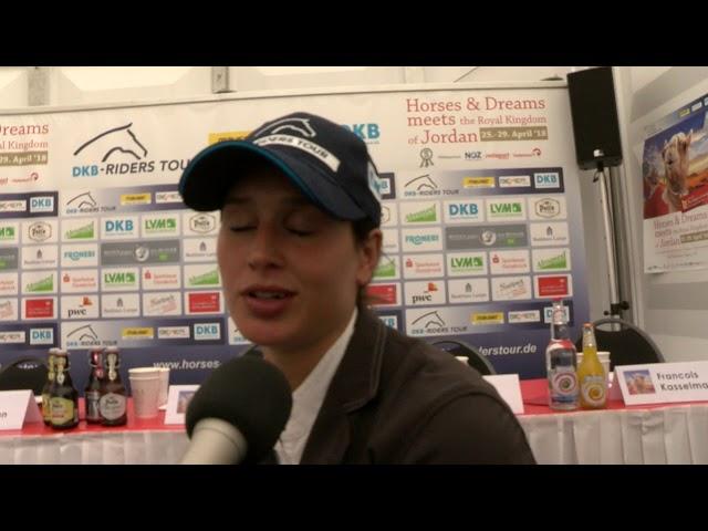 Katrin Eckermann über Caleya und Kollegen