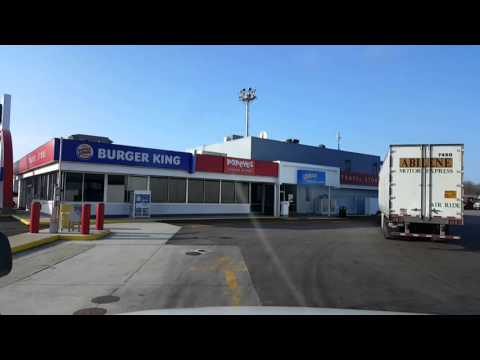 BigRigTravels LIVE! - Hampshire,  Illinois to Angola, Indiana  - Sat Apr 23 07:40:32 CDT 2016