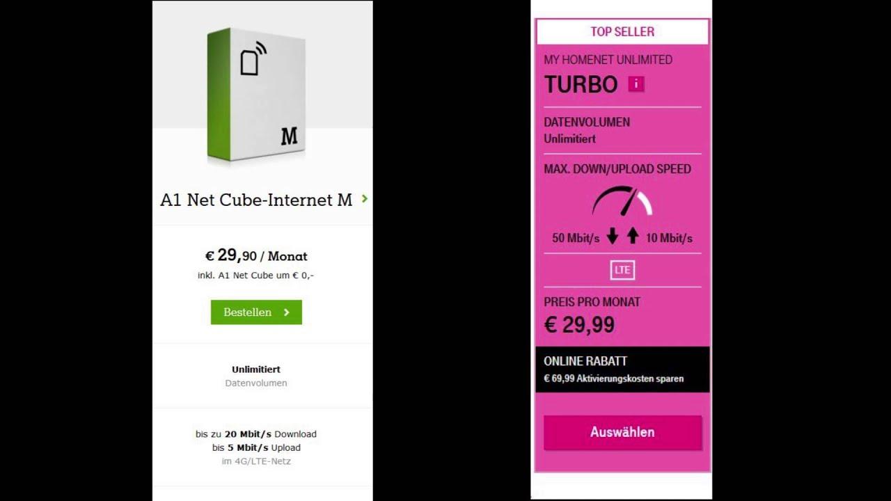 lte internet tarife a1 vs t mobile sterreich einer. Black Bedroom Furniture Sets. Home Design Ideas