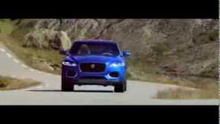 Jaguar C-X17 Sports Crossover Concept 2013 Videos