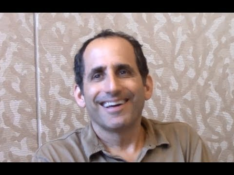 Colony - Peter Jacobson Interview, Season 3 (Comic Con)