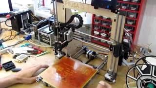 Видеообзор 3Д принтера Pireg 3D. Что такое 3Д принтер и 3Д печать(Видеообзор 3Д принтера Pireg 3D. Рассказывается из чего состоит, как работает, показан процес печати. Заинтерес..., 2016-08-05T08:54:13.000Z)