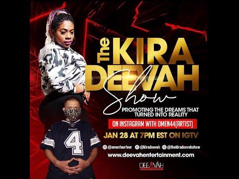 IG Live Kira Deevah  | Omen44