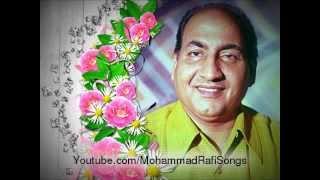 Mohd Rafi & Kishore Kumar - Tumko Khush Dekh Kar Main Bohat Khush Hua - Aap Ke Deewane
