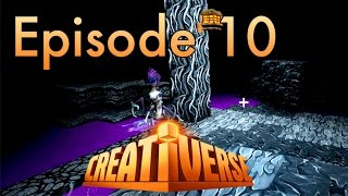 Preparing for the corruption layer... and going for it - Let's player Creativerse episode 10