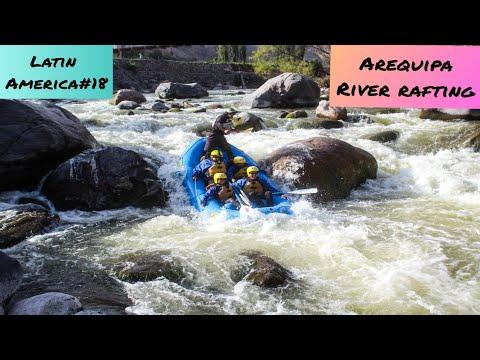 River Rafting At Arequipa