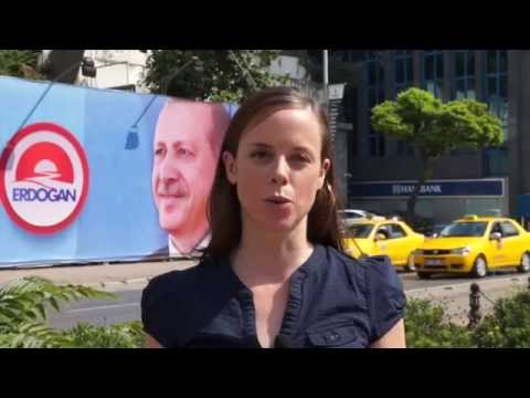 Turkish Presidential Elections 2014