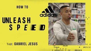 How To Unleash Speed feat. Gabriel Jesus | X18 Team Mode