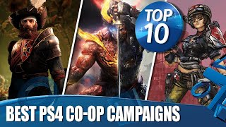 Top 10 Best Co-op Campaigns On PS4