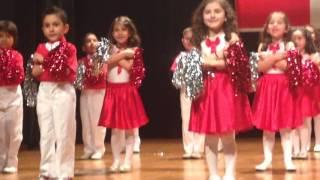 Naz Tokgöz - Anaokulu yıl sonu gösterisi-6 (05.06.2016)