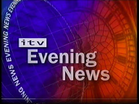 ITV Evening News February 25, 2000