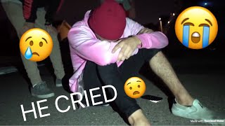 Missing prank on brother Mikey Manfs! HE CRIED
