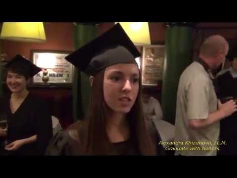 Pericles LLM Graduates speak about studying Western law in Moscow