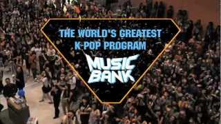 [KBS World] Live Music Bank with Subtitles on YouTube!