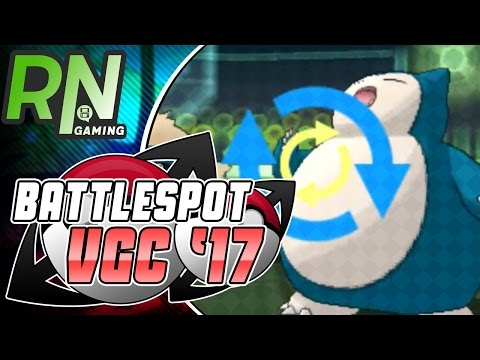 Stop Using Recycle Please - VGC '17 : Pokemon Sun & Moon WiF