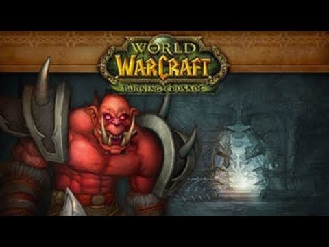 World of Warcraft - Burning Crusade Hellfire Ramparts Normal