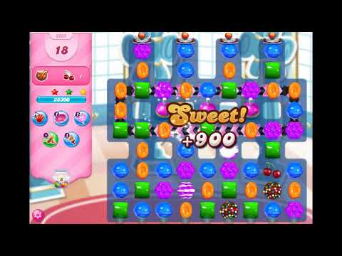 Candy Crush Saga - Level 3268 ☆☆☆