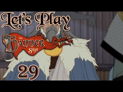 Let's Play The Banner Saga, Blind! [Ep 29] - Fasolt, the Bridge (Live Commentary, First Playthrough)