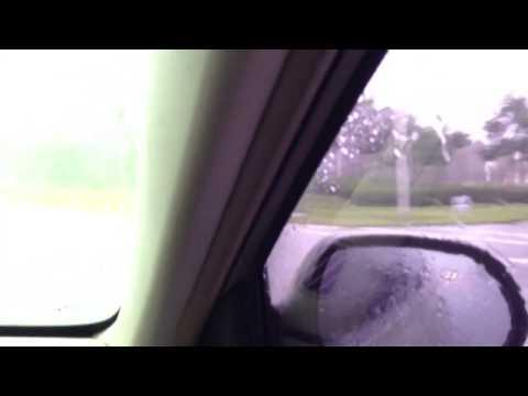 Thunderstorm Miramar/Pembroke Pines Florida 9/1/2013