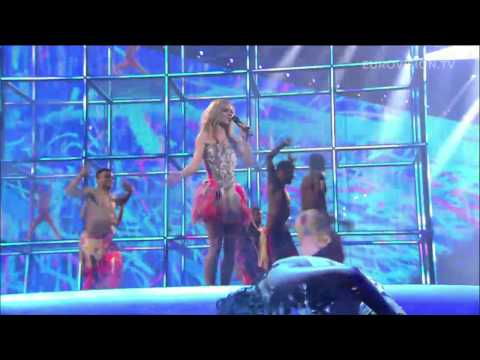 Emmelie de Forest - Rainmaker - Live at the Grand Final of the 2014 Eurovision Song Contest