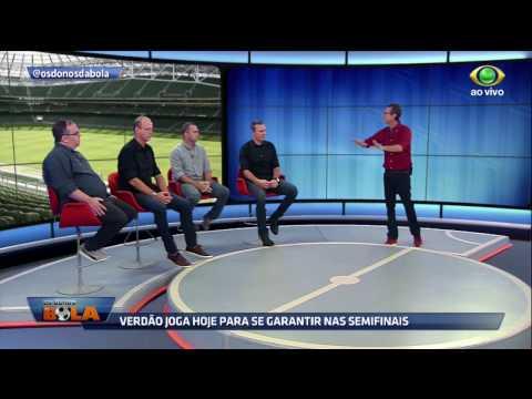 Zé Elias: Elenco Do Palmeiras é Muito Forte