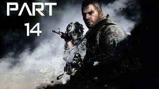 Call of Duty Modern Warfare 3 Walkthrough Part 14 Campaign Mission [ Stronghold ]