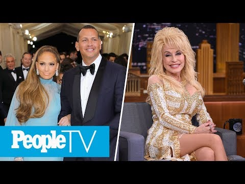 Dolly Parton On New Netflix Movie 'Dumplin,' Alex Rodriguez On Christmas With J.Lo | PeopleTV