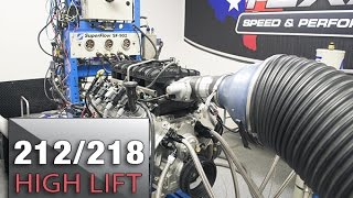 "TSP Stage 2 High Lift 212/218 .600""/.600"" Truck Camshaft"