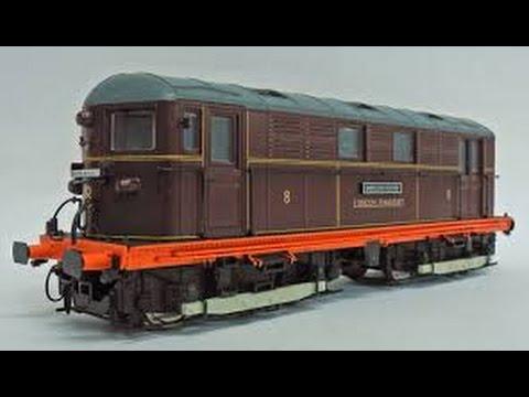 Heljan OO Gauge  Metropolitan Railway  Bo-Bo Electric