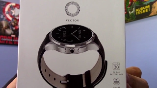 Can the Vector Luna Smartwatch replace my Pebble?