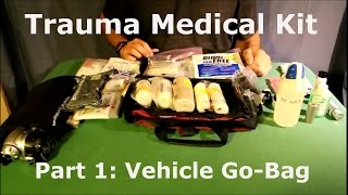 Survive and Thrive Episode 1: Trauma Kit Part 1